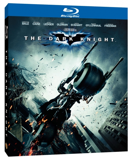 Dark Knight DVD Art