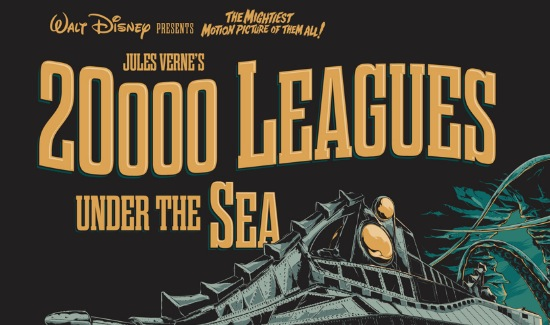 20,000 Leagues Under the Sea Commission, in David Mandels