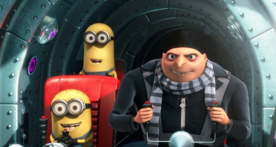 Despicable Me / Mi Villano Favorito - Estreno Julio 2010