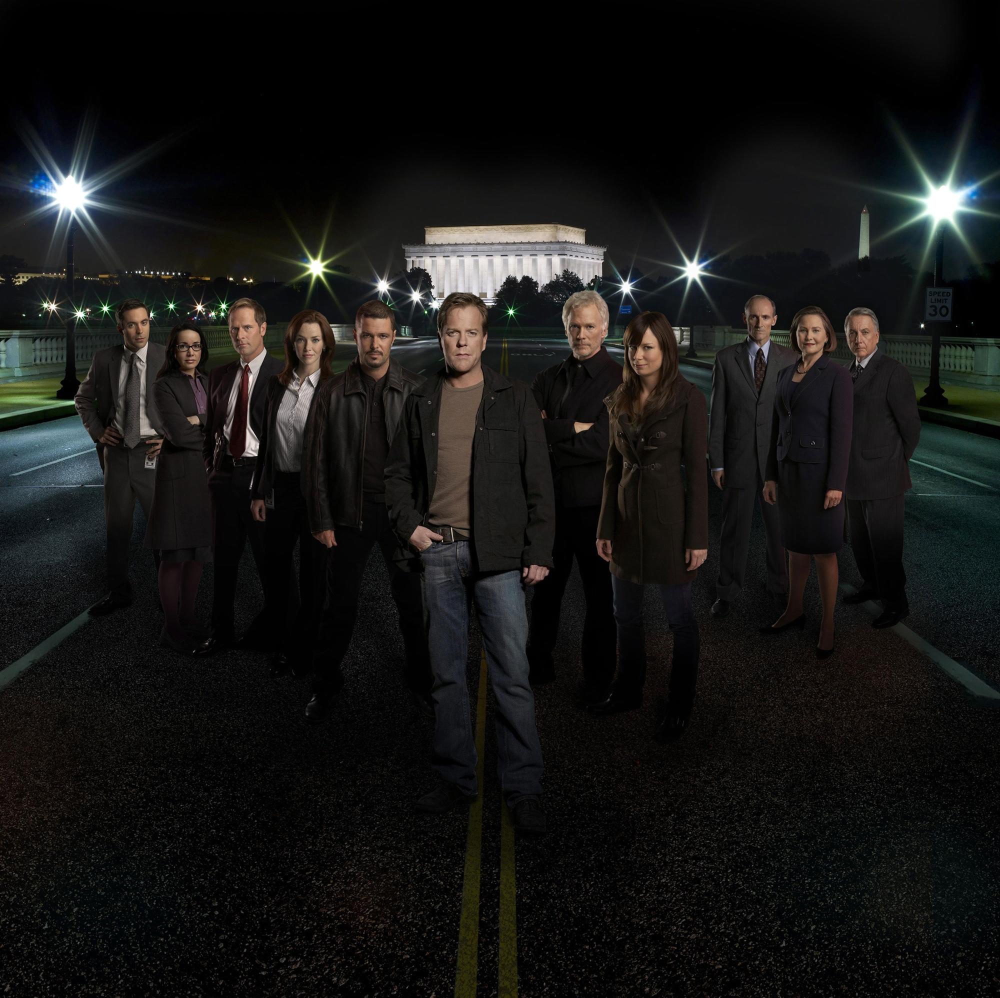 List Of 24 Episodes Season 8