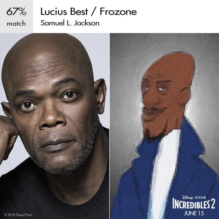 Frozen Incredibles 2