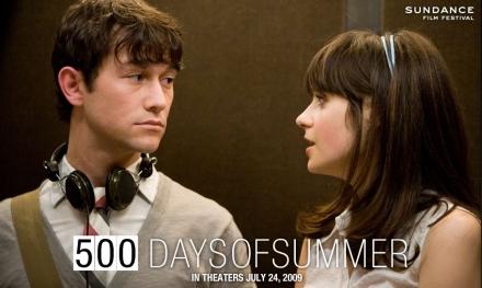 500 days of summer teaser