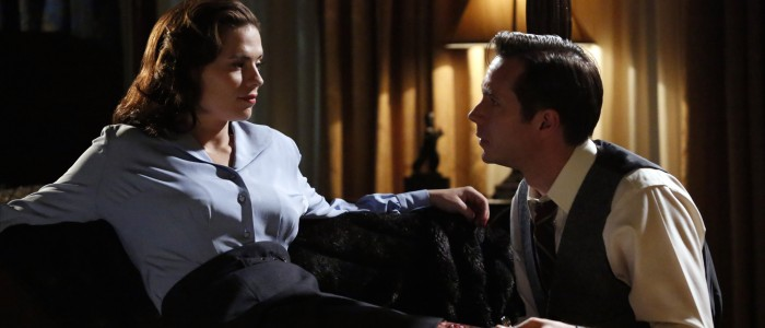 Agent Carter - Peggy and Jarvis