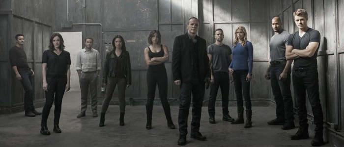 Agents of SHIELD Season 3 opening