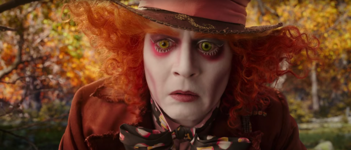 Alice Through the Looking Glass trailer