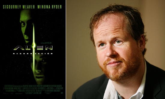 Alien Resurrection Joss Whedon
