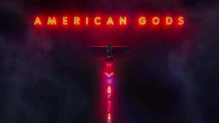 american gods opening titles