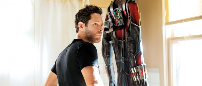 Ant-Man Paul Rudd Shower