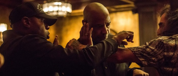 The Equalizer 2 director