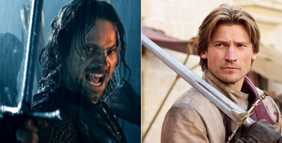 Would Aragorn play well in Game of Thrones? - Quora