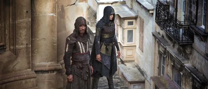 Assassin's Creed clip