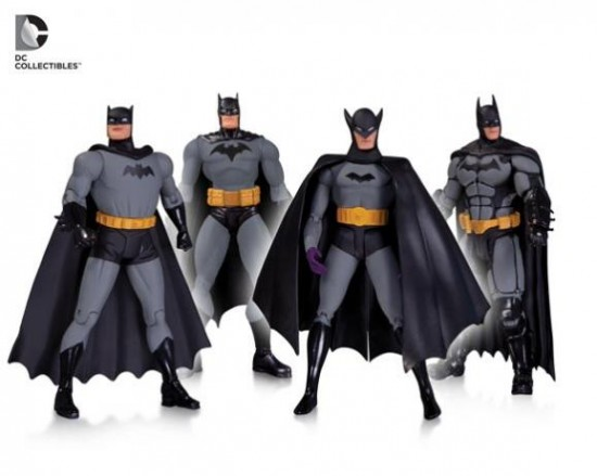 Batman 75 figures