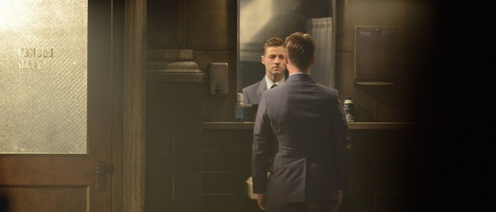 Ben McKenzie as Jim Gordon in Gotham
