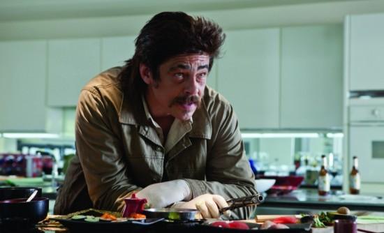 Benicio Del Toro in Savages