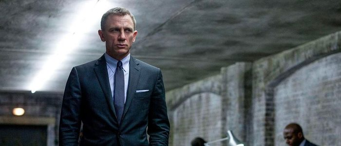 Bond 25 Screenplay