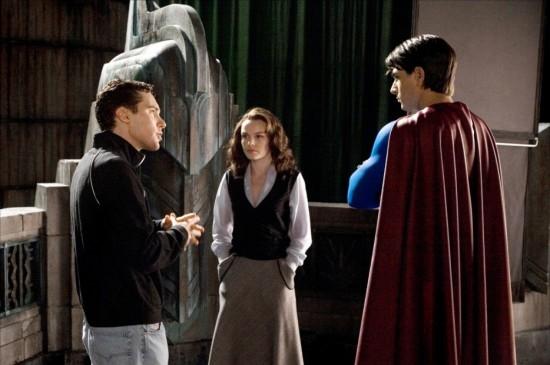Bryan Singer directing Superman Returns