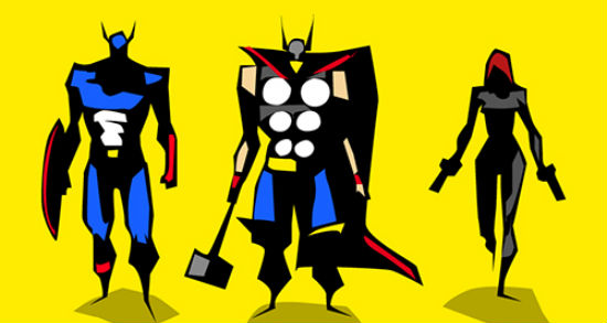 Bunka - Avengers header