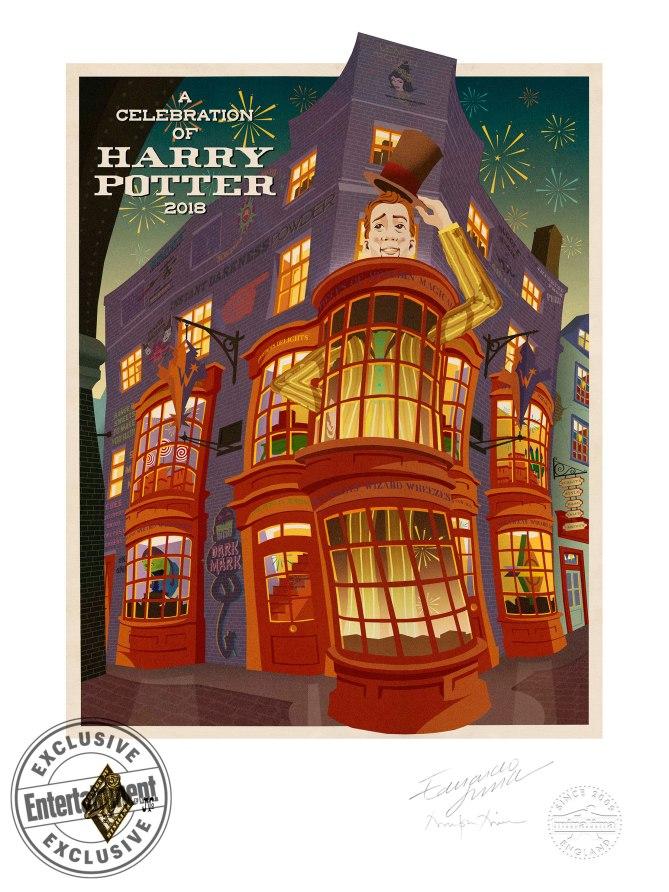 Celebration-of-Harry-Potter-Poster