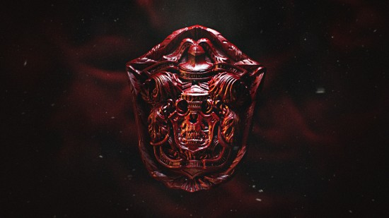 Crimson Peak Skull