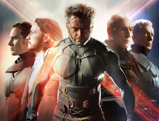 Days of Future Past Poster header