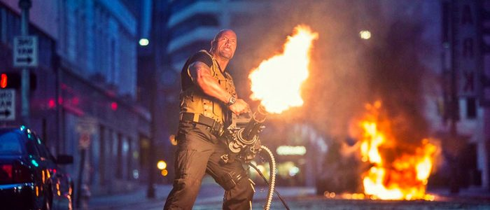 Dwayne Johnson Fast and Furious 9