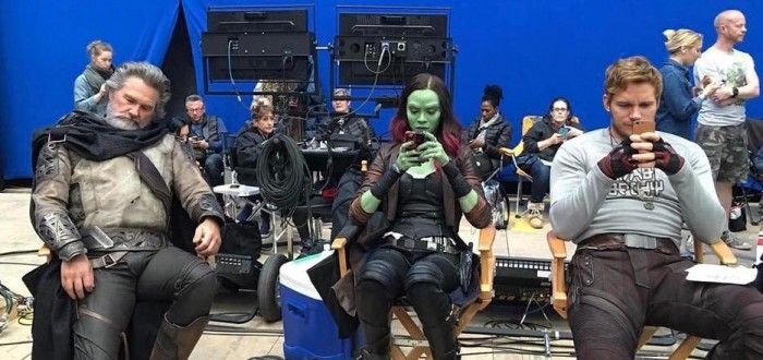 guardians of the galaxy trilogy