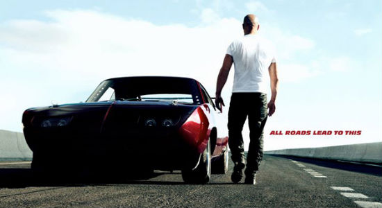 Fast Furious 6 Poster Header