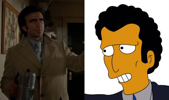 Frank Sivero Louie Simpsons