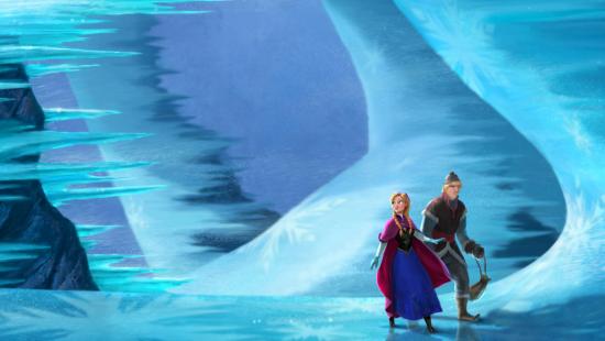 Frozen - header
