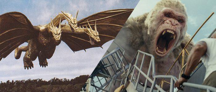 Godzilla 2 cast