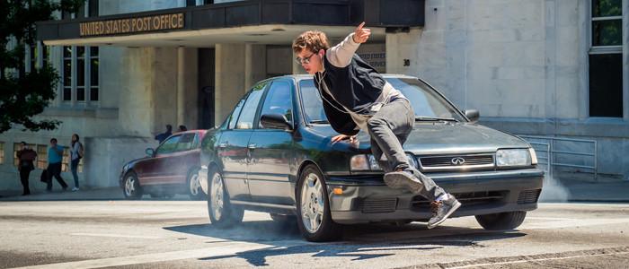 Guillermo del Toro Baby Driver