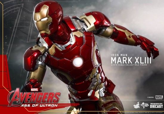 HT Avengers Age of Ultron Iron Man suit 8