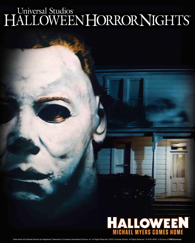 Michael Myers Maze Coming To Universal Studios' Halloween ...