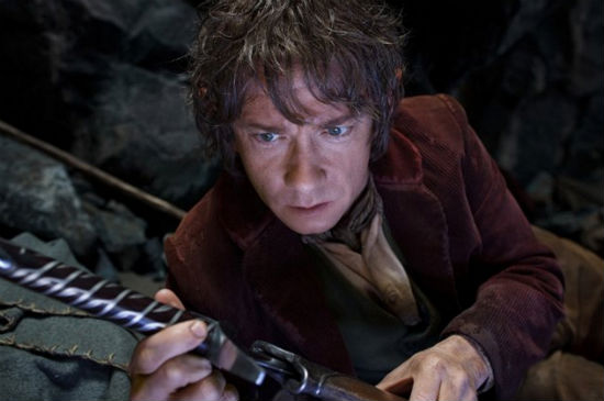 Hobbit Unexpected Journey Bilbo