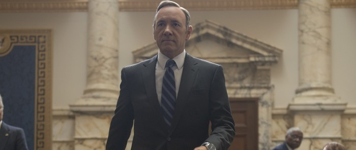 House of Cards in 2016