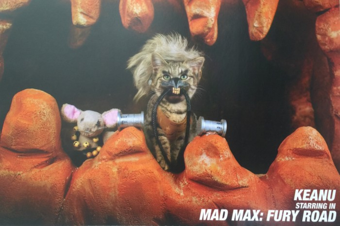 Keanu Calendar - Mad Max: Fury Road