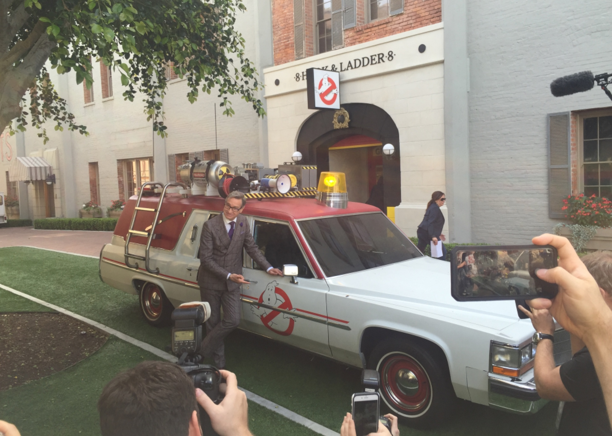 9 Things We Learned About Paul Feig s Ghostbusters