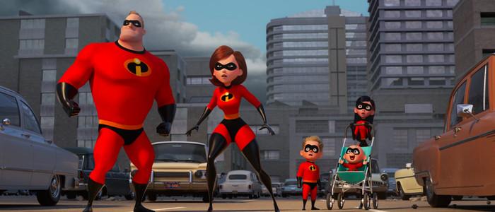 Incredibles 2 Voice Cast