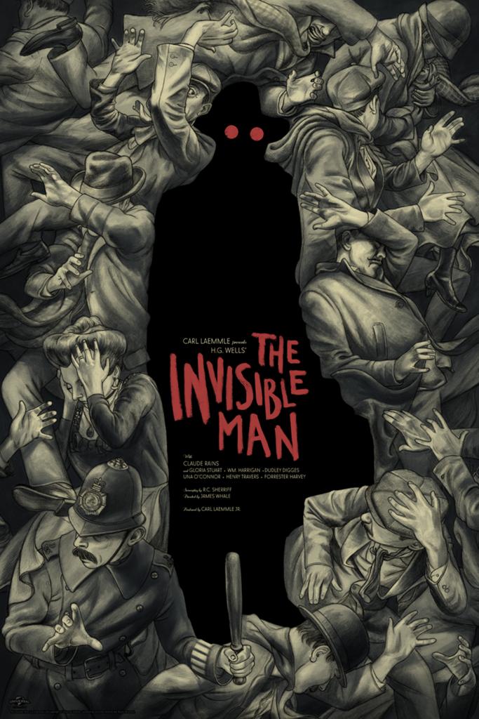 The Invisible Man (disambiguation)