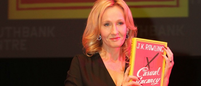 JK Rowling harry potter 8