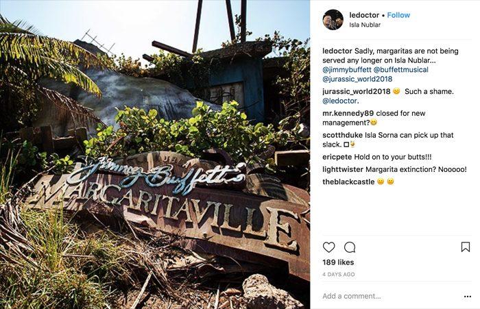 Frank Marshall Jurassic World Fallen Kingdom Instagram