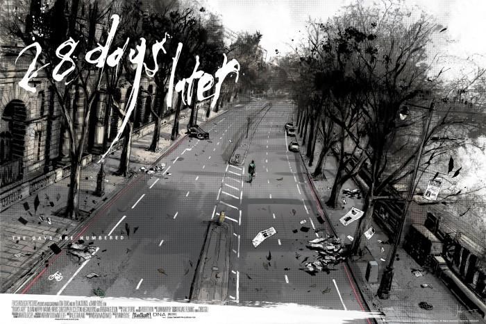 Jock's 28 Days Later print