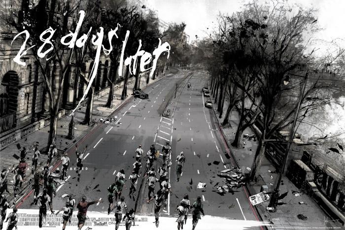 Jock's 28 Days Later print variant