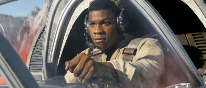 John Boyega Star Wars spoiler