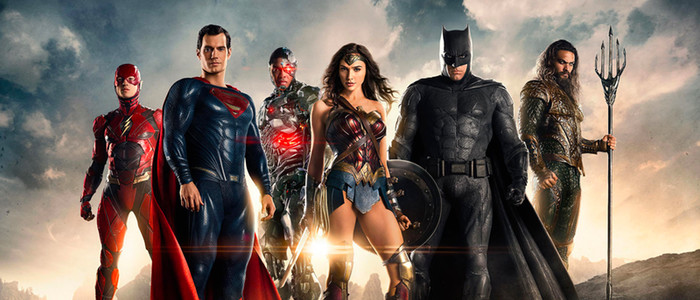 Justice League reshoots