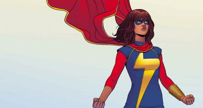 Marvel Boss Teases New Movie Featuring Muslim Female Superhero Ms Marvel