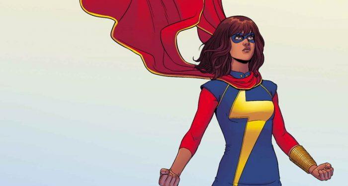 Marvel Boss Teases New Movie Featuring Muslim Female Superhero Ms Marvel