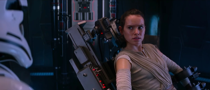 'Last Jedi' Novelization Explains Rey's 'Force Awakens' Jedi Mind Trick
