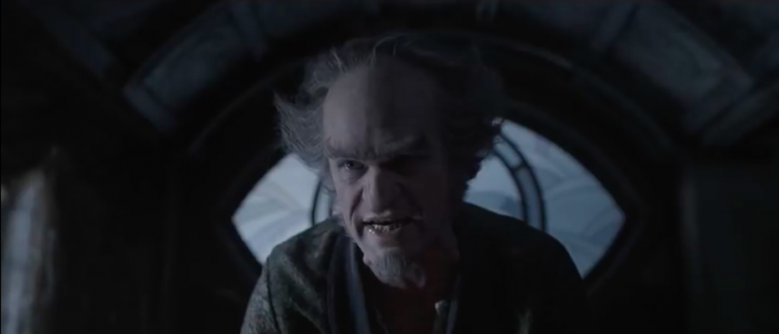 Lemony Snicket's A Series of Unfortunate Events Promo