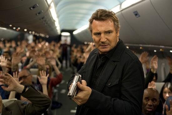 Liam Neeson tell no one